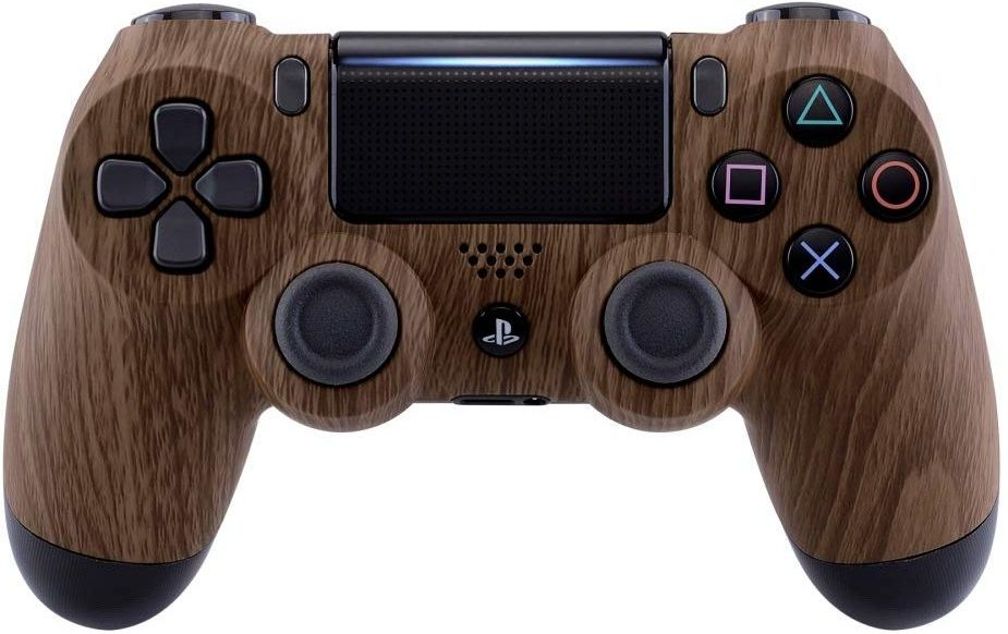 wood front ps4 controller shell e1574667568441